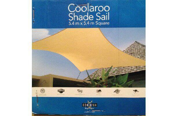 CPREMSQ540,Sonnensegel rechteckig - Sonnensegel quadrat